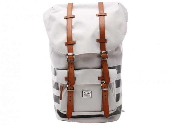 LITTLE AMERICA Grey Backpack