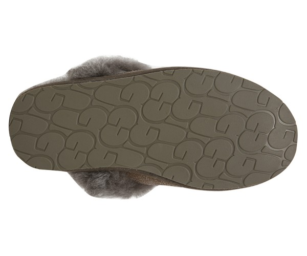 37a58301edd Scuffette II Serein Slippers - Grey