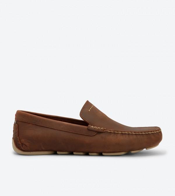c9877555d43 Henrick Loafers - Brown 1017317