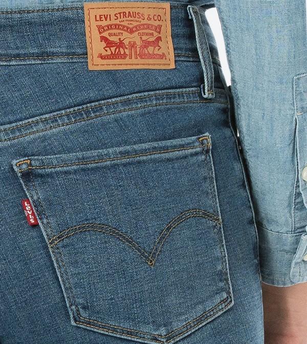 be446426967 712 Slim Fit Jeans - Blue - 18884-0101