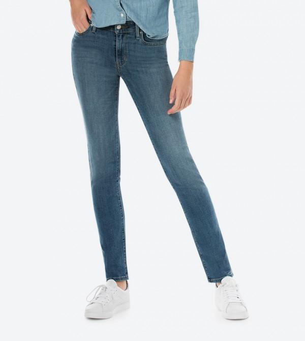 94430e04a14 Levi's 712 Slim Fit Jeans - Blue - 18884-0101