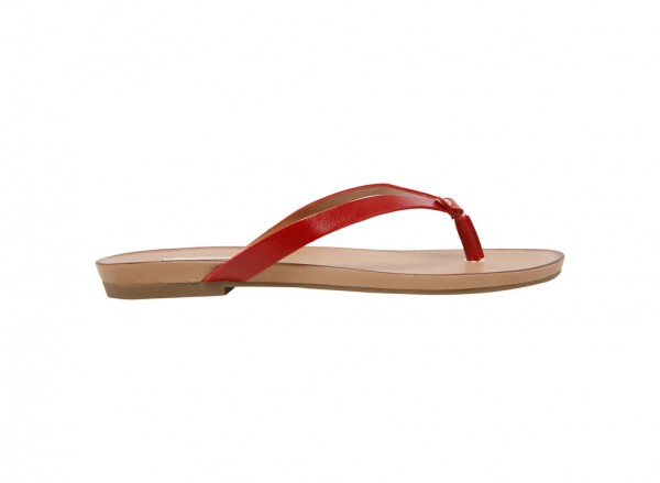 Tricia Flats - Red