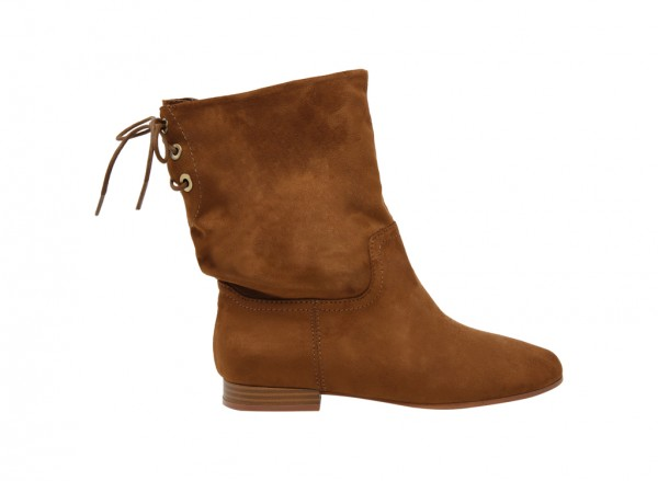 Theaniel Boots - Brown