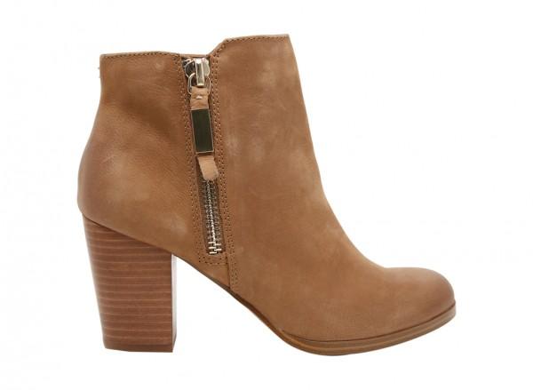 Mathia Boots - Brown