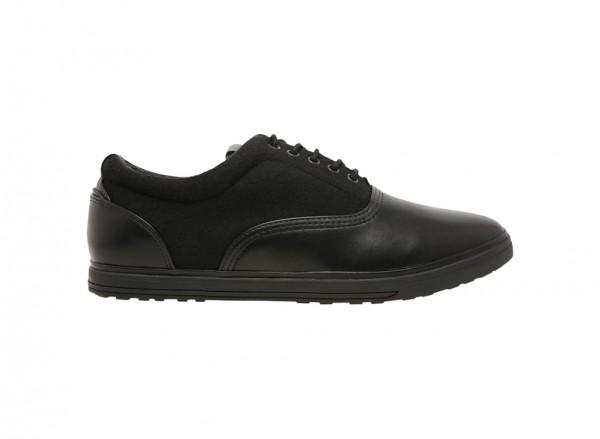 حذاء سنيكرز بارتليه أسود