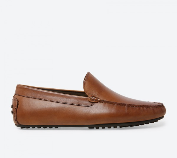 Ufic Loafers - Brown