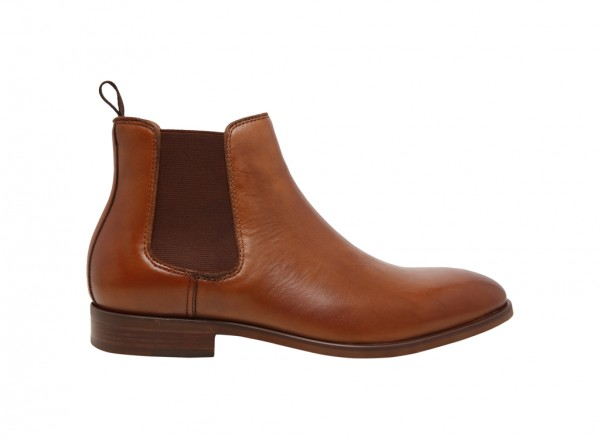 Croaven Boots - Brown