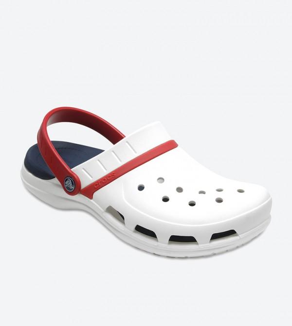 Modi 1c3 Sport White 204143 Clog Sandals 0vwmN8n