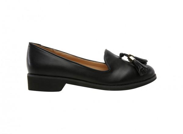 Soidia Black Shoes