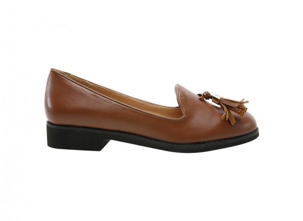 Soidia Brown Shoes
