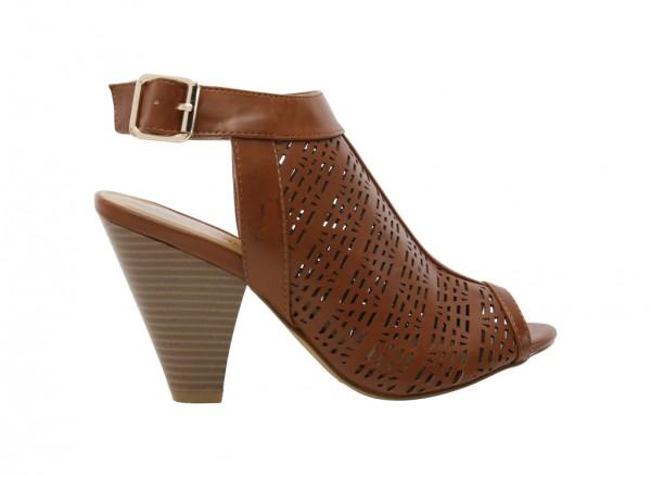 Enfleda Brown Shoes