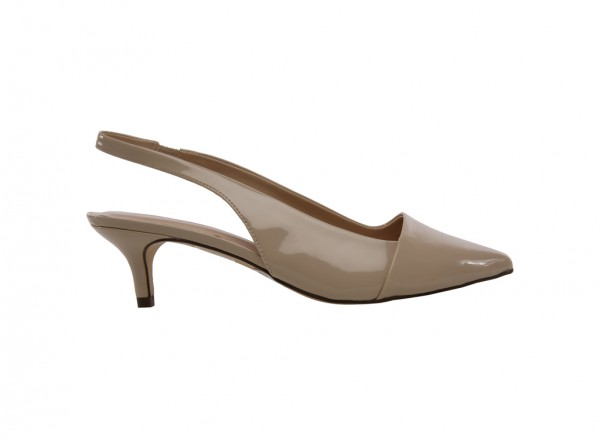Dress Basic Beige Shoes-30110702-BEVERONE