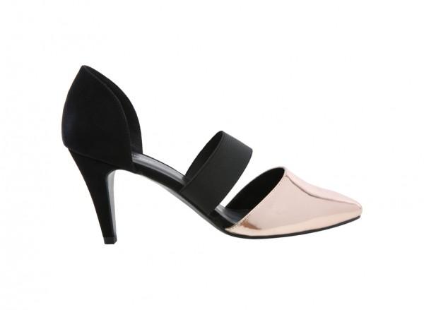 Vincelli Metallic  Shoes