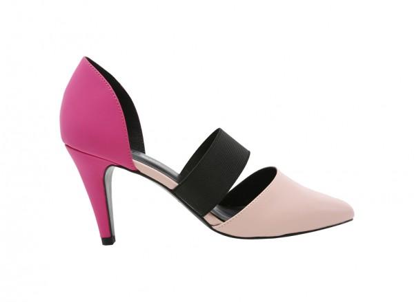 Vincelli Purple & Pink  Shoes