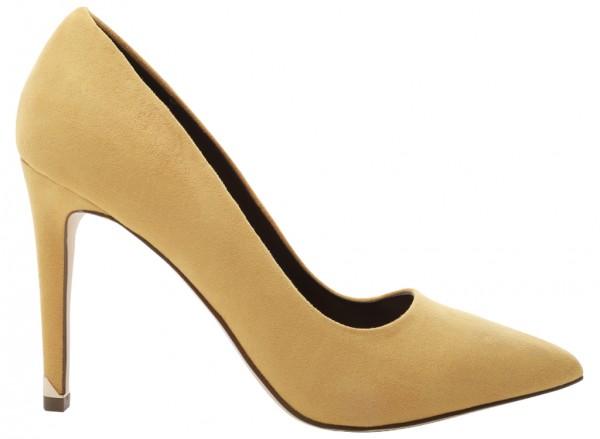 Nusa Yellow High Heel
