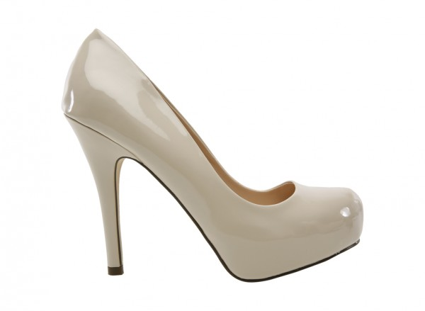 Salmona Beige  Shoes