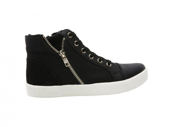 Bulgaria Black Shoes