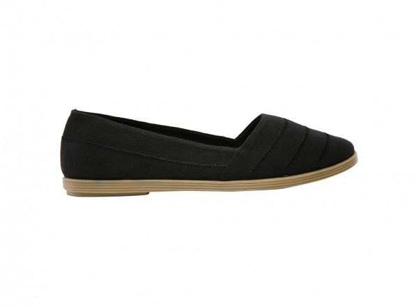 Fralinna Black Shoes
