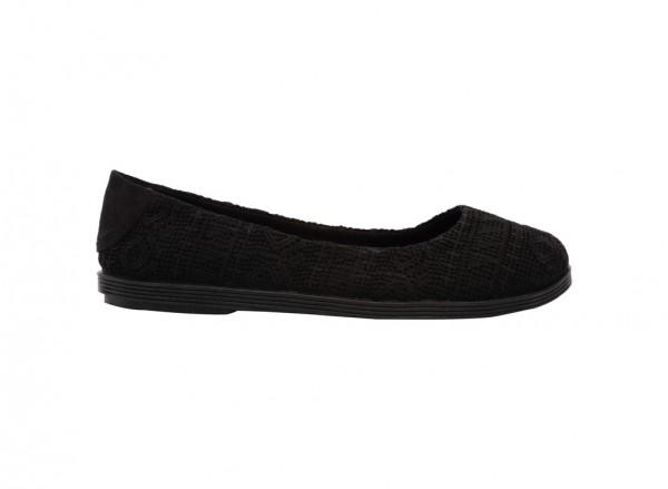 Leisure Shoes Black -30111001-HATTIESBURG