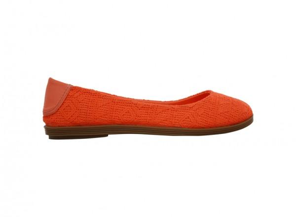 Leisure Shoes Peach