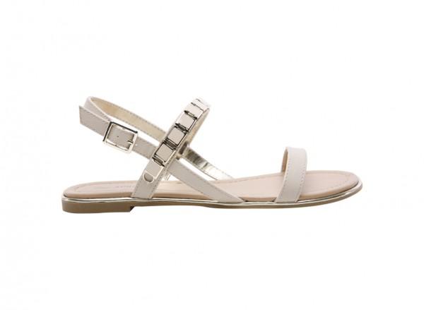 Gwaerien Beige  Sandals