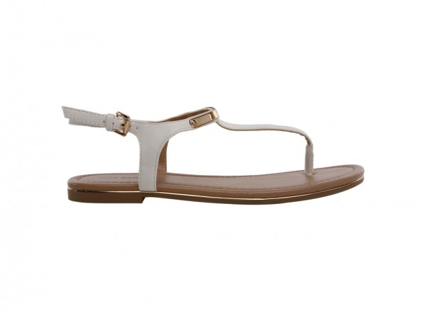 Sport Fashion White Sandals-30120201-GWALEVIEL