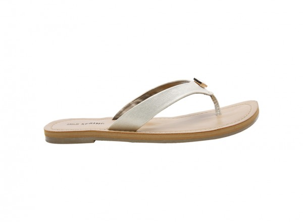 Sollima Metallic  Sandals