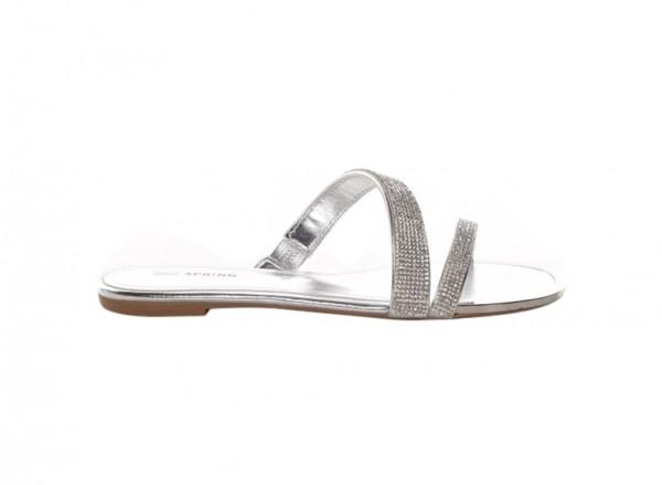 Stava Metallic  Sandals