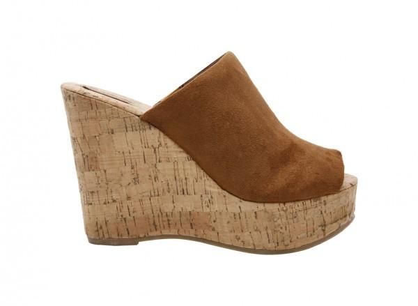 Fletchera Brown Sandals