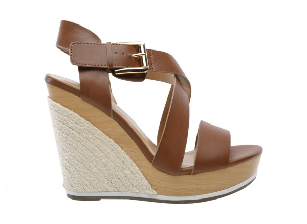 Lalisen Brown Sandals