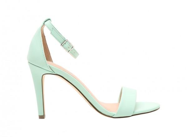 Waylanda Green Sandals