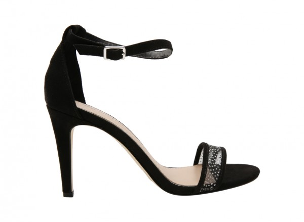 Caulle Black High Heel
