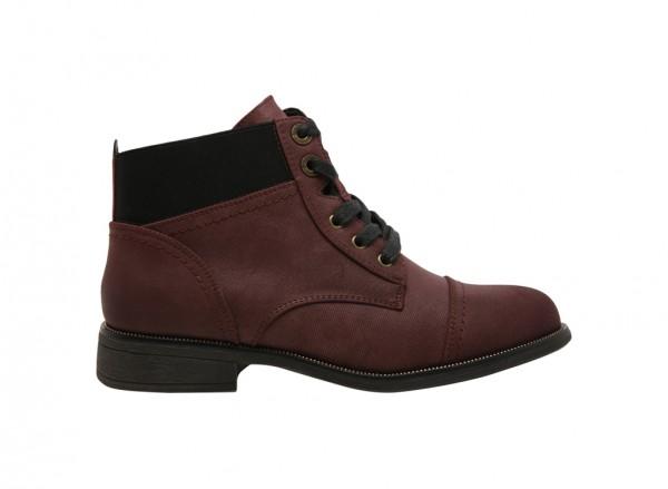 حذاء بوت جواليسا بنفسجي