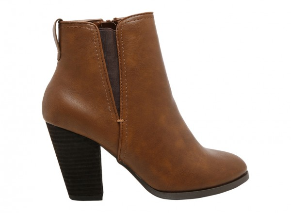 Pydia Boots - Brown