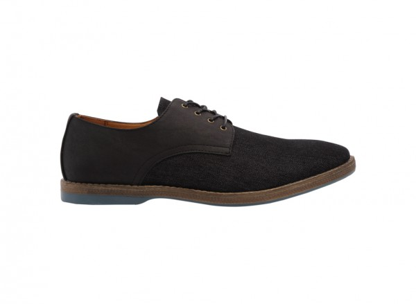 City Fashion Black Shoes-30210501-BAEDER