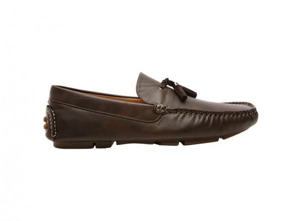 Henrich Brown Loafer