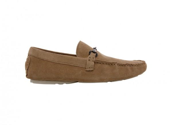 City Fashion Beige Shoes-30210502-LIZZA