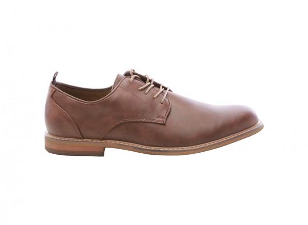 حذاء بني بأربطة - أكايويل