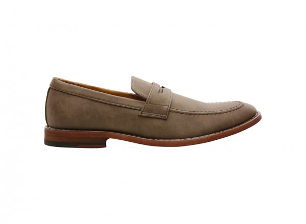 Anno Taupe Loafers