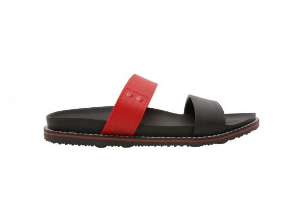 Elionel Black Sandal