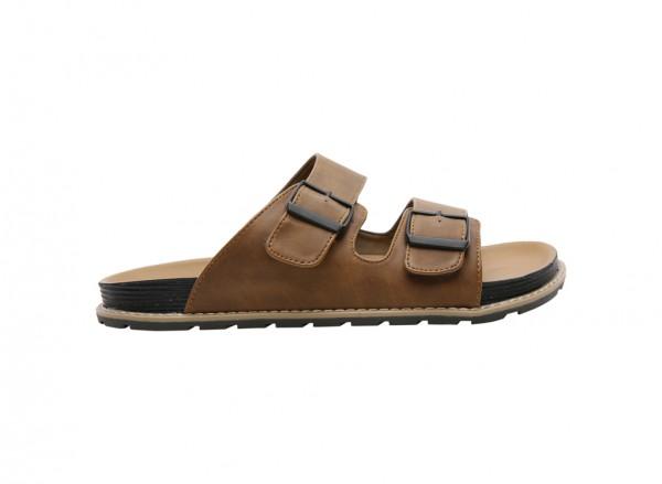 Mowry Brown Sandals