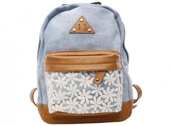 Enroorin Blue Backpacks