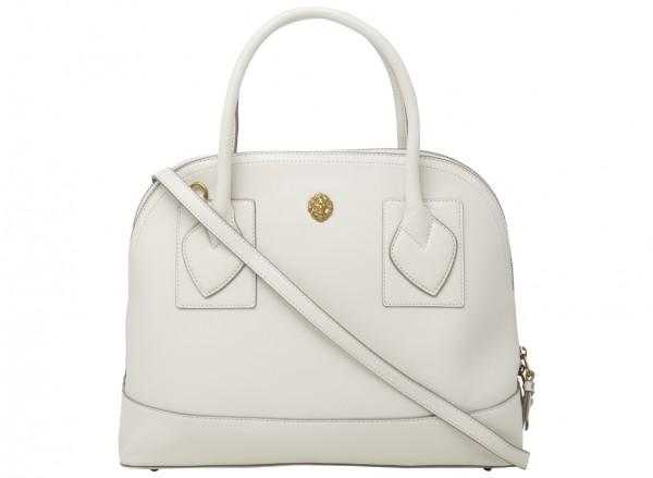 Billie White Satchels & Handheld Bags