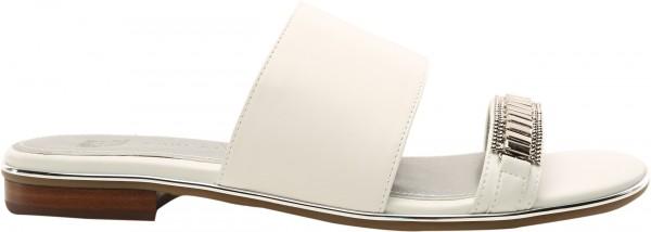 Akaknapper White Flat