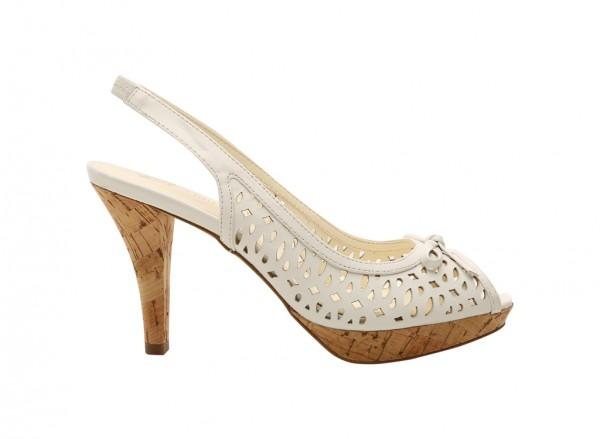 Ristina White Loafer