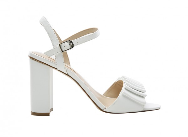 White High Heel-CK1-60280044