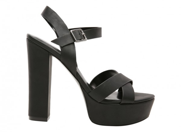 Black High Heel-CK1-60580074