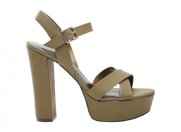 Olive High Heel