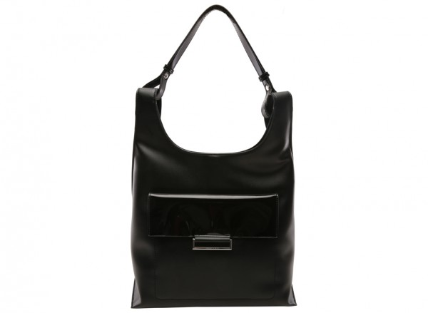 Black Shoulder Bag-CK2-20150515