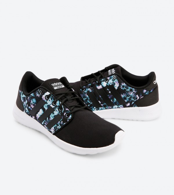 Qt Racer Cloudfoam Sneakers Db1852 Black 0N8Omwvn